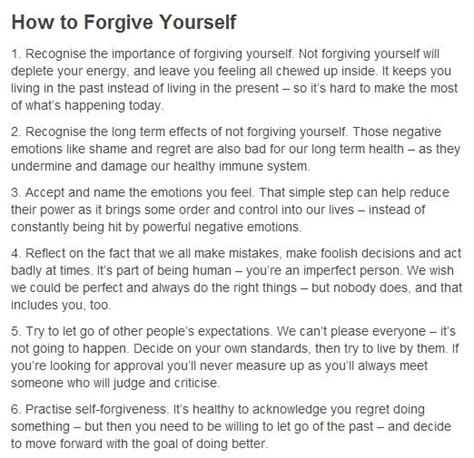 how to forgive yourself victims of childhood abuse