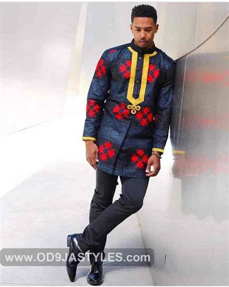 Photos Of Latest Ankara Styles For Men To Rock This Week
