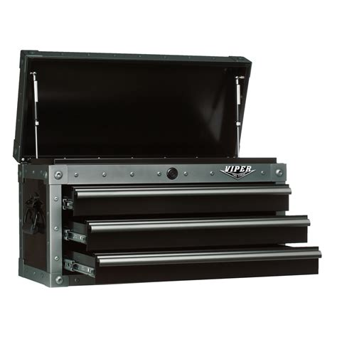 Viper Cabinet - viper tool storage 26 inch armor series3 drawer 18g steel
