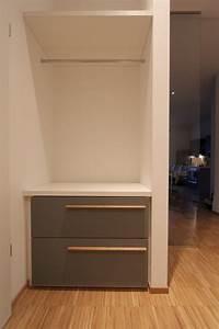 Schuhschrank Mit Garderobe : garderobe mit schuhschrank in einer nische dein tischler in leipzig dein tischler in leipzig ~ Indierocktalk.com Haus und Dekorationen