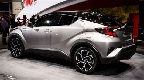 Toyota's New Chr Is The Small Crossover You've Been