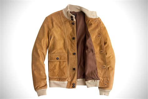 12 Best Suede Jackets For Men