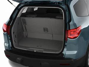 Image: 2010 Chevrolet Traverse FWD 4-door LS Trunk, size