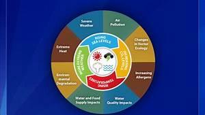 Cdc Climate Change Diagram