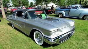 1960 Ford Thunderbird Exterior And Interior - 2012 Granby International  Quebec  Canada