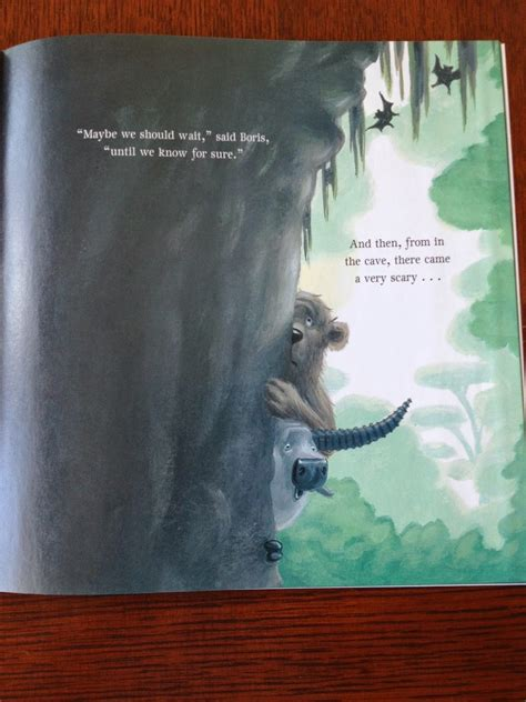 The Land of I Can: Book Talk Tuesday- The Very Brave Bear