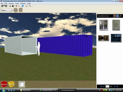 shipping container house design software tutorial youtube