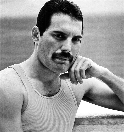 Freddie Mercury by Freddie Mercury Hairstyle Hairstyles Dwayne The