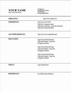 how to do a resume for a job for free With how to do a resume online for free