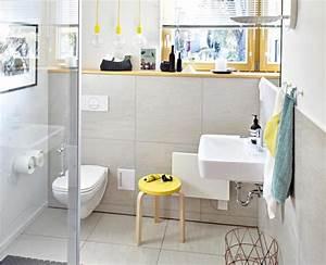 Kleines Bad Dusche : kleines bad gestalten sch ner wohnen ~ Markanthonyermac.com Haus und Dekorationen