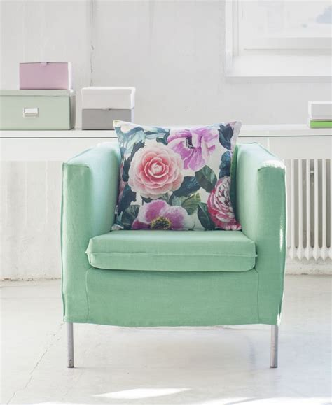 Armchair Cushion Covers by Klappsta Armchair Cover Fit P A S T E L S