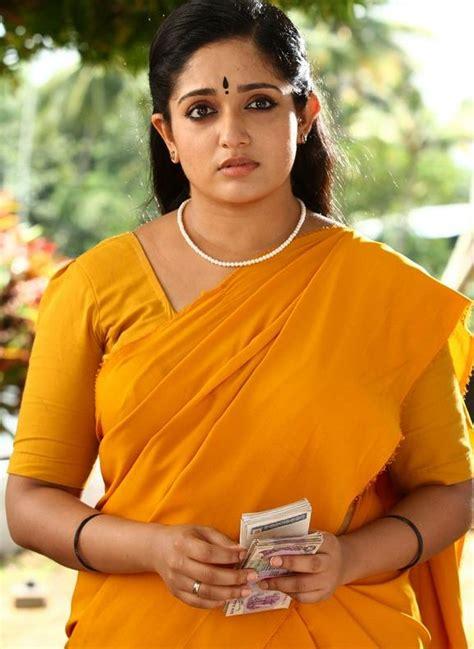 Actress Sexy Photos Kavya Madhavan Hot Photos In Saree