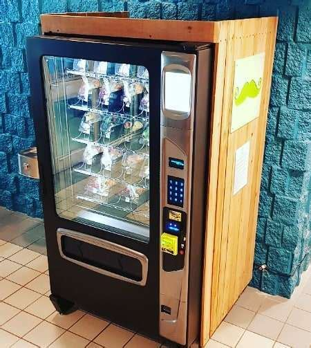 See full address and map. Contact-Less Vending - The traditional vending machine ...