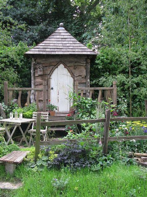 rustic garden sheds rustic garden shed gardens pinterest