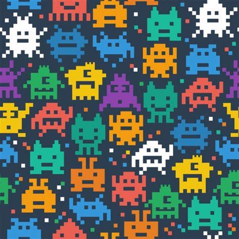 pixel animal vecteurs   gratuites