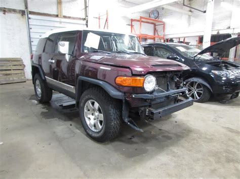 Cruiser Auto Parts by Parting Out 2007 Toyota Fj Cruiser Stock 170098 Tom