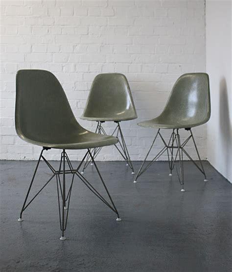 eames seafoam eiffel base chairs modern room 20th