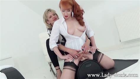 milfs lady sonia and red xxx in hot lesbian sybian masturbation thumbzilla