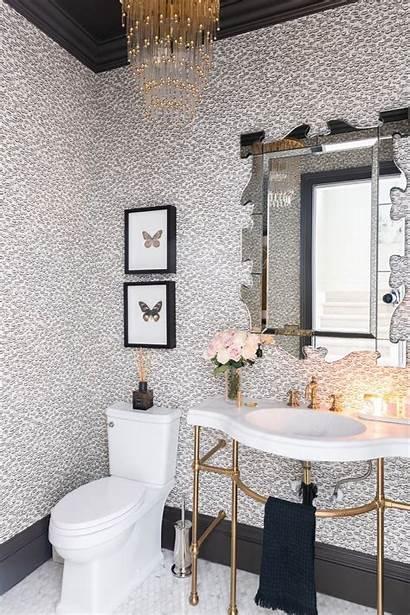 Powder Bath Parcell Rachel Bathroom Interior Lane