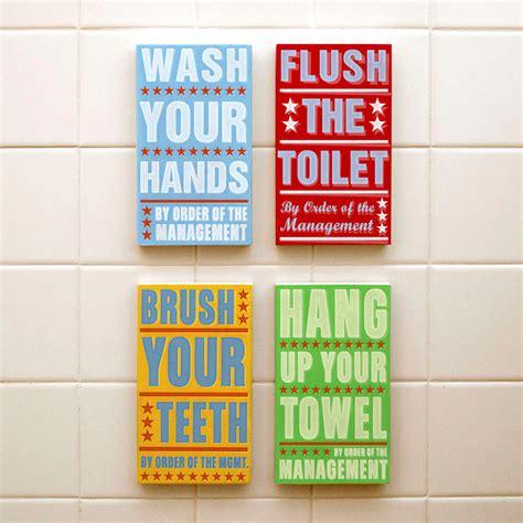 bathroom etsy bathroom decor bathroom wall decor box signs bathroom