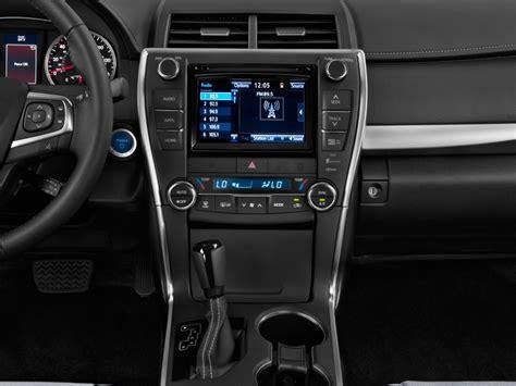 image  toyota camry hybrid  door sedan se gs