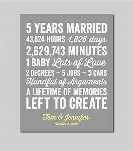 5 year anniversary gift 5 year wedding anniversary by With 5 year wedding anniversary gifts
