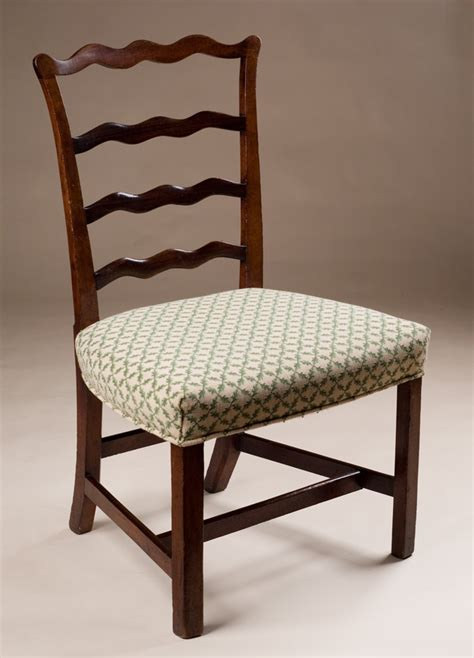 ladder back chairs for antique ladder back side chair 8861