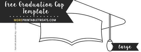 top of graduation cap template graduation cap template large