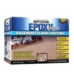 Epoxy Shield Basement Floor Coating Kit