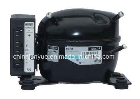 china bd35f 12v 24v dc compressor for car fridge