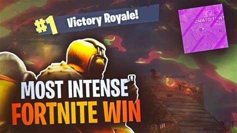 intense    fortnite game youtube