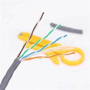 Lan Network Cable Tester Crimp Crimper Plier Kit Cat5 Rj45