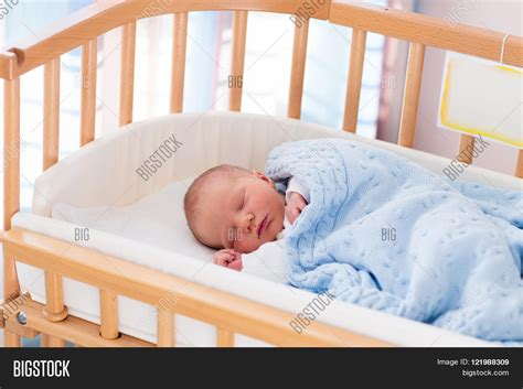 Newborn Baby Hospital Room. New Image & Photo