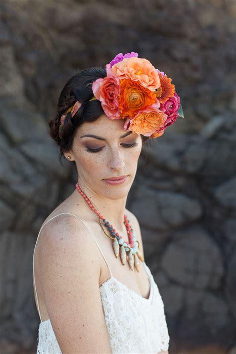 Frida Kahlo Wedding Inspiration Artfully Wed Wedding Blog