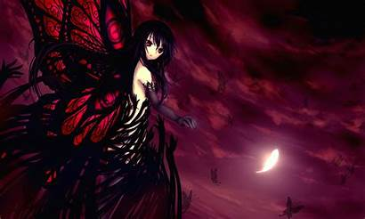 Demon Dark Gothic Angel Witch 4k Wallpapers