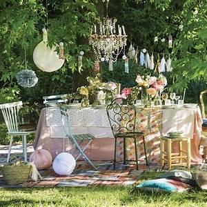 Decoration Mariage Boheme : 15 diy pour un mariage champ tre marie claire ~ Melissatoandfro.com Idées de Décoration