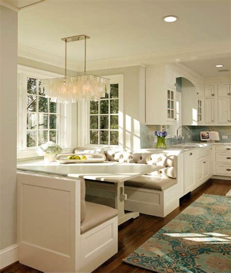kitchens  baths banquette built  corinne gail