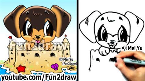 rottweiler puppy cute dogs   draw  dog