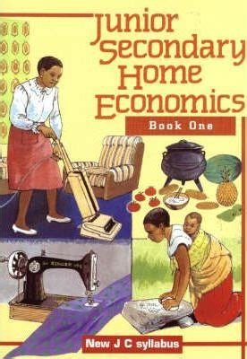 Junior Secondary Home Economics: Book 1 : Molewa ...