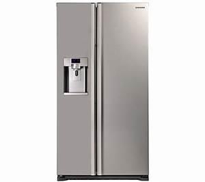 Kühlschrank American Style : buy samsung rsg5uumh american style fridge freezer manhattan silver free delivery currys ~ Sanjose-hotels-ca.com Haus und Dekorationen