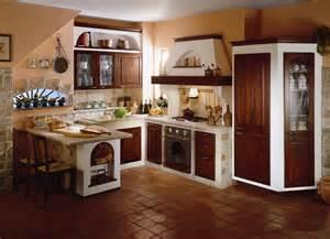 Cucina in muratura il fascino dell antico attraverso la