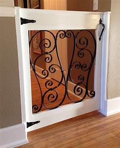 13 DIY Dog Gate Ideas - SpartaDog Blog