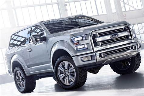 2016 Ford Bronco Price Release Date Exterior Interior