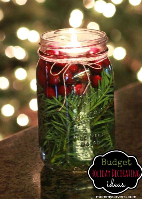 budget holiday decorating ideas deck the halls for less