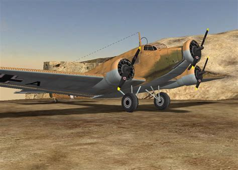 Junkers Ju 52 | Battlegroup42 Encyclopedia | Fandom