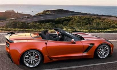 Wheels Corvette Convertible Z06 Chrome Chevrolet Colors