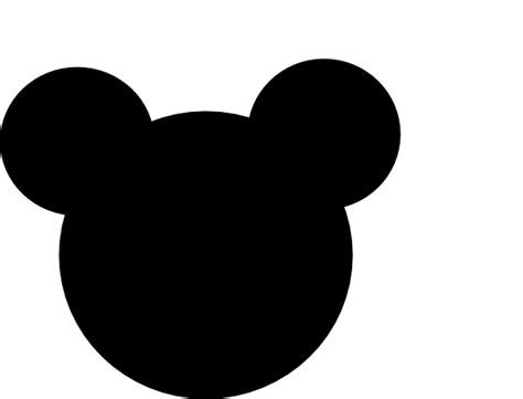 images  minnie mouse face template printable