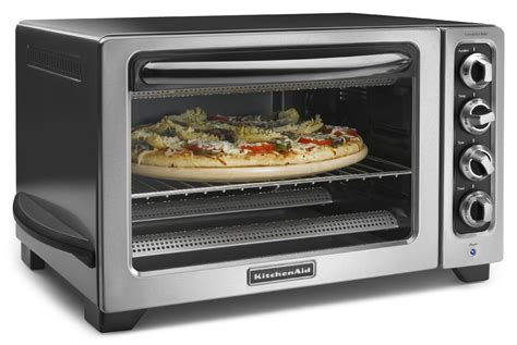 Countertop Baking Oven by Kitchenaid Kco234ccu 12 Quot Convection Countertop Oven With