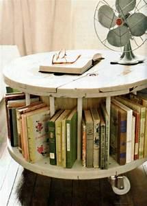 Table Basse Palettes : wandgestaltung wohnzimmer tuto fabriquer une table basse ~ Melissatoandfro.com Idées de Décoration