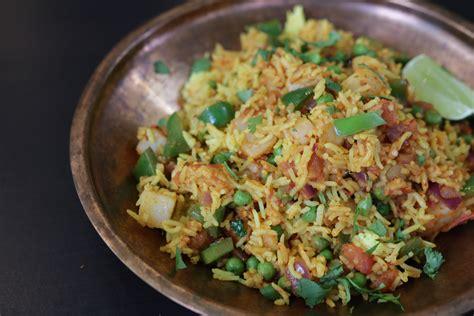 Tava Pulao - Kravings Food Adventures